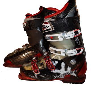 Botas esquí Salomon Impact 10cs talla 28,5 (44)