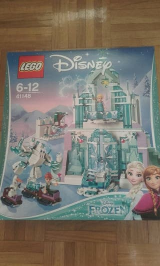 Lego 41148 castillo frozen nuevo disney elsa