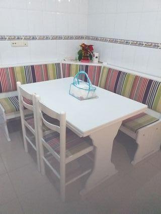 conjunto de mesa de cocina