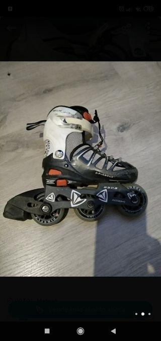 patines de linea de 25 a 29