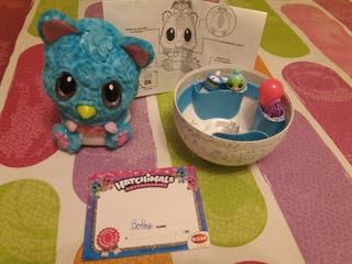 Muñeco Hatchimals-Hatchibabies