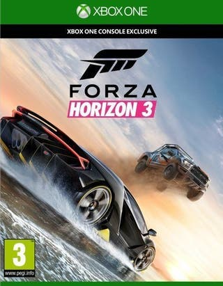 Forza Horizon 3 (Xbox One y PC)