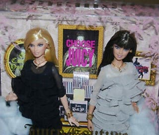Barbie Juicy Cuture