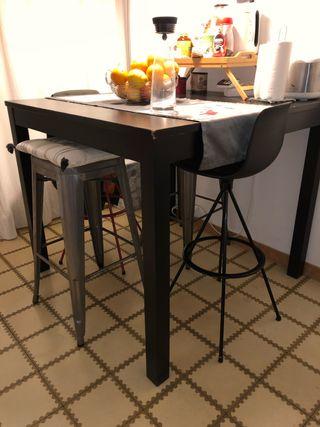 Mesa alta comedor IKEA