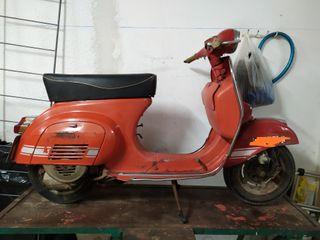 Vespa 125 SL