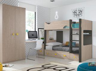 Habitación juvenil frm204