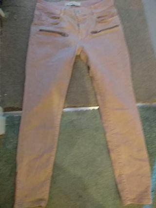 Light pink Jeans