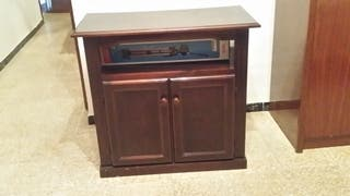 Mesa tv-Mueble tv de madera