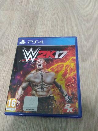 W2K17 PS4