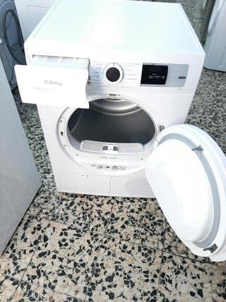 secadora marca Balay bomba de calor 8 kg