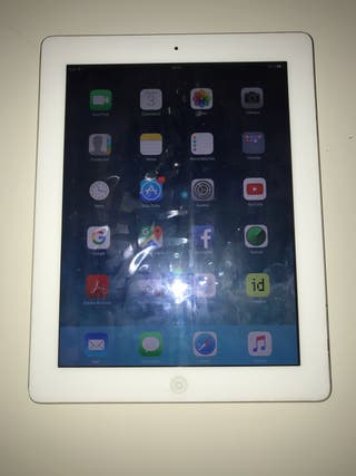 IPAD 4 wifi blanco