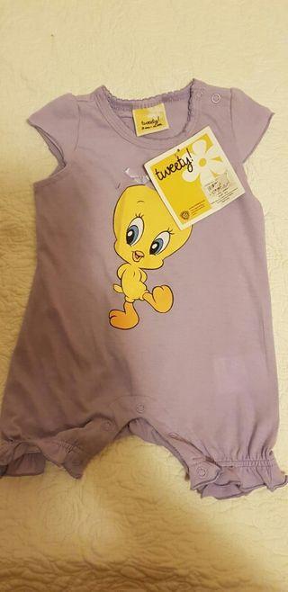Pijama bebé.