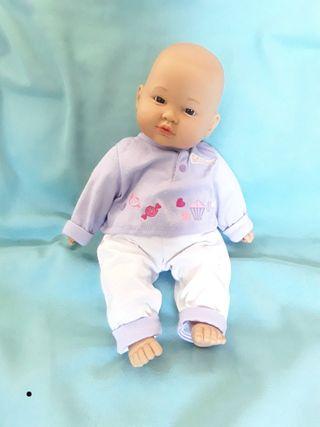 BERENGUER muñeca cuerpo blandito