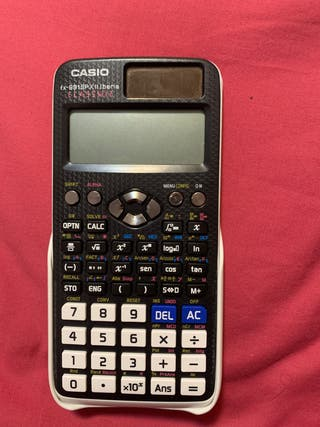 Calculador Casio fx-991SP XII Iberia