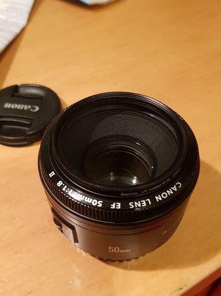Canon 50 mm f/ 1.8