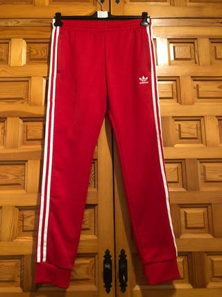 Pantalón chándal Adidas. Talla S. Original.