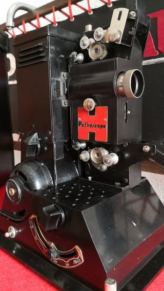 """proyector pathe, pathescope """"H"""""""