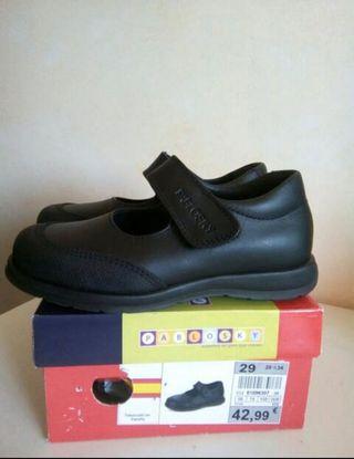 Zapatos colegio Pablosky