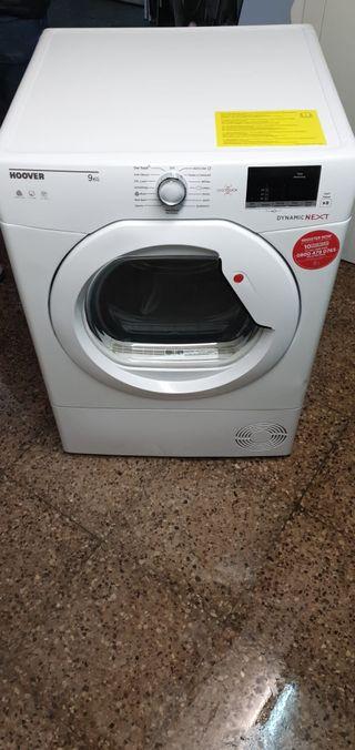 secadora marca hoover 9 kilos