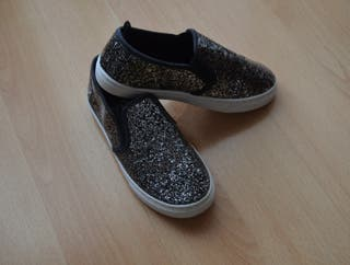 Bambas o zapatos fiesta