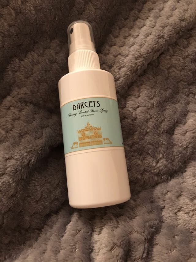 new darceys 100ml room spray