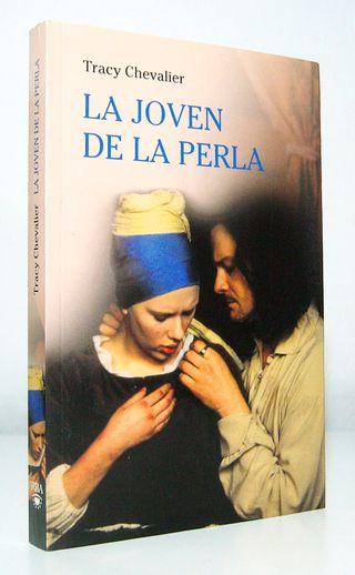 Libro La joven de la perla, de Tracy Chevalier