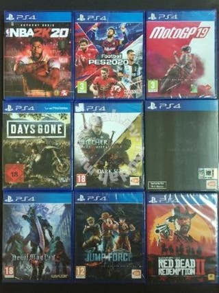 brand new games for sale