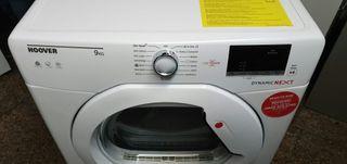secadora marcahoover9 kilos de Tara condensación