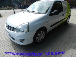 Renault Clio 1.5Dci COMERCIAL