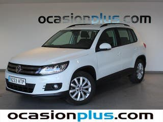 Volkswagen Tiguan 2.0 TDI T1 BMT 103 kW (140 CV)