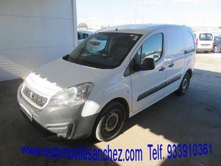 Peugeot Partner 1.6HDI FURGON