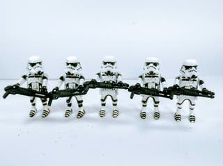 Playmobil custom stormtroopers