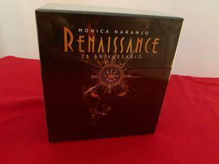 MÓNICA NARANJO RENAISSANCE boxset 10 discos Cd