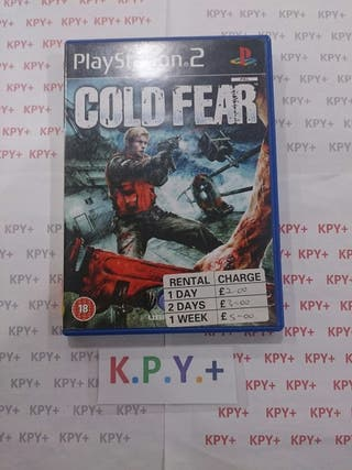 cold fear ps2