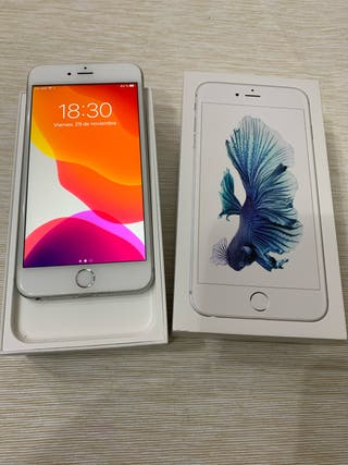 iphone 6s plus 128gb impecable