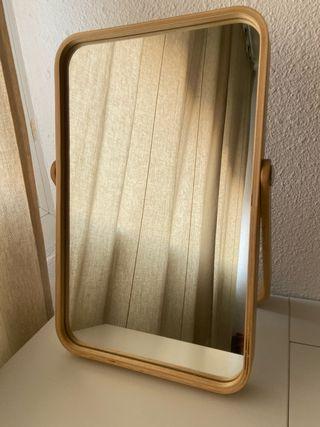 Espejo para tocador