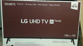 Tv LG 50 UM75