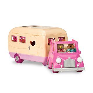 Happy Caravan juguete nuevo muñeca caravana
