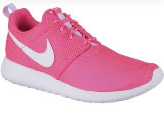 Nike Roshe Run rosas originales