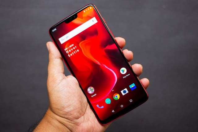Oneplus 6 8gb + 128gb Red Edition