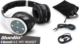 Auriculares Bluetooth Bluedio R+ Legend