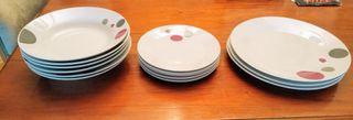 vajilla fina porcelana