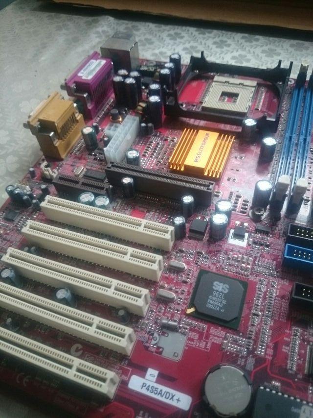 PCB P4S5A DX DUAL DIMM