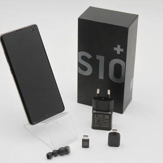 E335765 SAMSUNG GALAXY S10+ PRISM BLACK 128GB