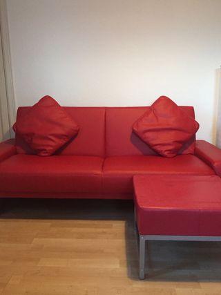 Sofá cama tres plazas nuevo