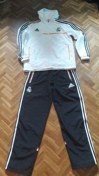 chándal adidas real Madrid original 40/42