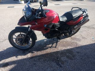 Moto BMW F 700 GS 2012