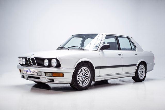 BMW M535I E28 DE 1986