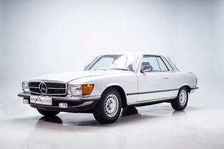 MERCEDES 500 SLC W107. DE 21/01/1981