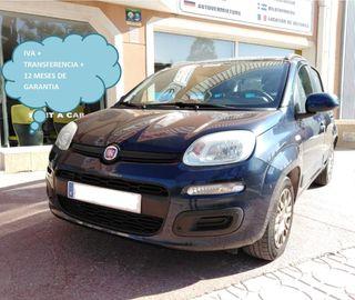 Fiat Panda 2014, INCLUIDO: IVA+TRANSFER.+GARANTIA